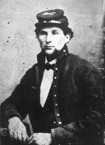 Frederick Glasser, circa 1861