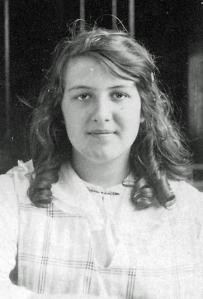 Ruth (McCullor) Vail, circa 1922