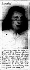 Syracuse Herald-American, November 30, 1941