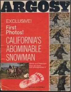 February 1968 issue of Argosy magazine