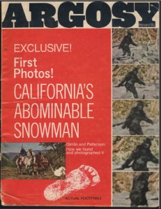 February 1968 issue of Argosy magazine