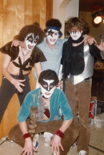 Dean Giangrosso: Artist, Teacher & Kiss fan (1964 - 2015) (2/6)