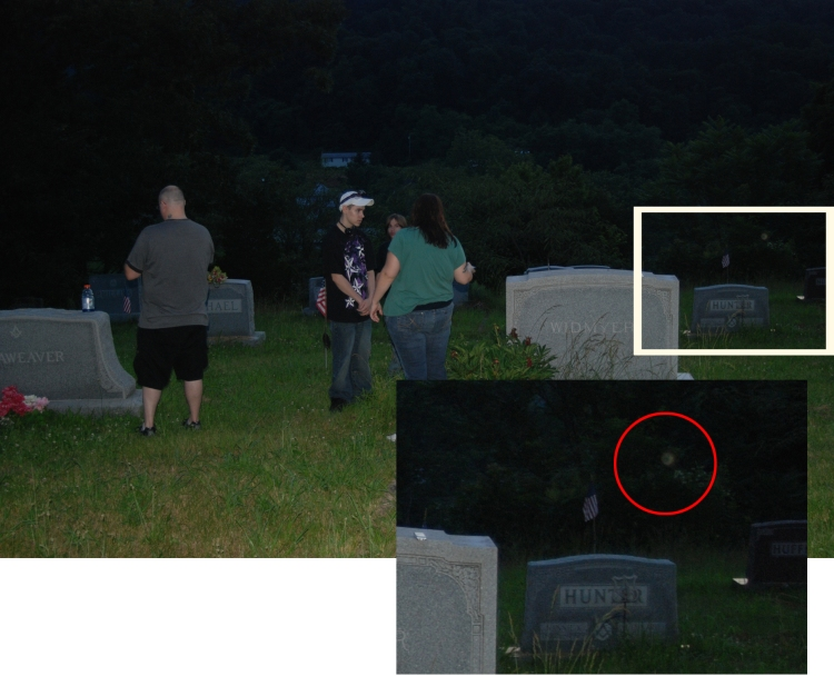 Is this strange orb proof of the afterlife?