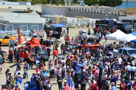 Inaugural Coast GuardFestival